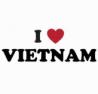 I love VIETNAM